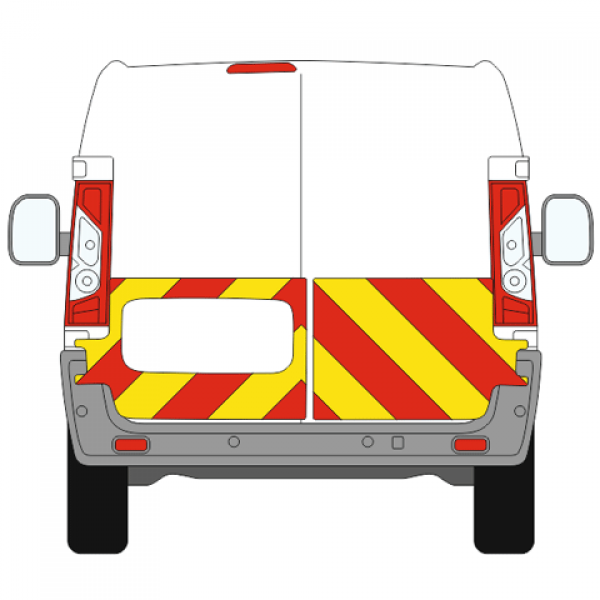 Peugeot Expert Half Chevron Kit (2016-Present)