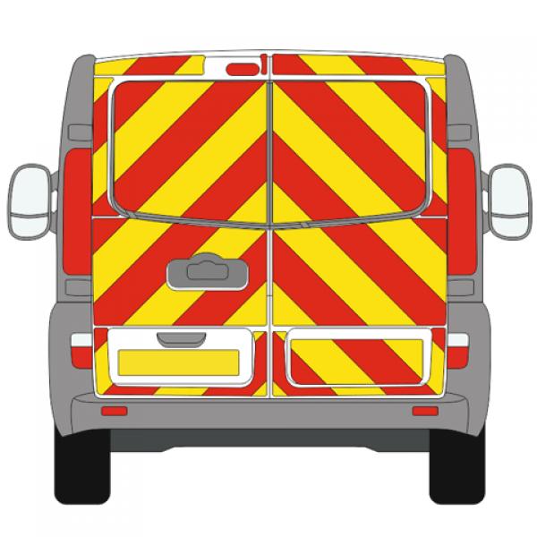 Fiat Talento Full Chevron Kit  (2016-Present)