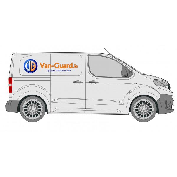 Opel Vivaro (2019-Present) Ply-Line Kit