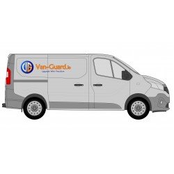 Renault Trafic (2014-Present) Ply-Line Kit