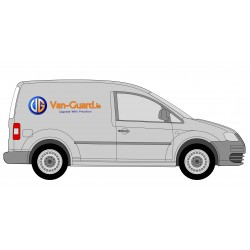 Volkswagen Caddy (2004-Present) Ply-Line Kit