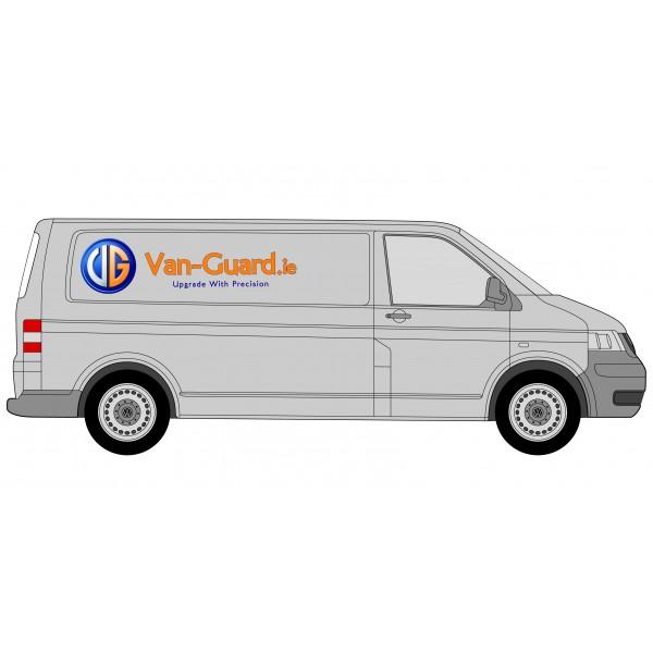 Volkswagen Transporter (2003-Present) Ply-Line Kit