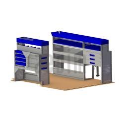 Zevim Metal Shelving Systems